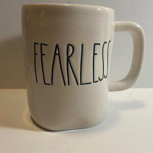 """Rae Dunn """"Fearless"""" mug"""